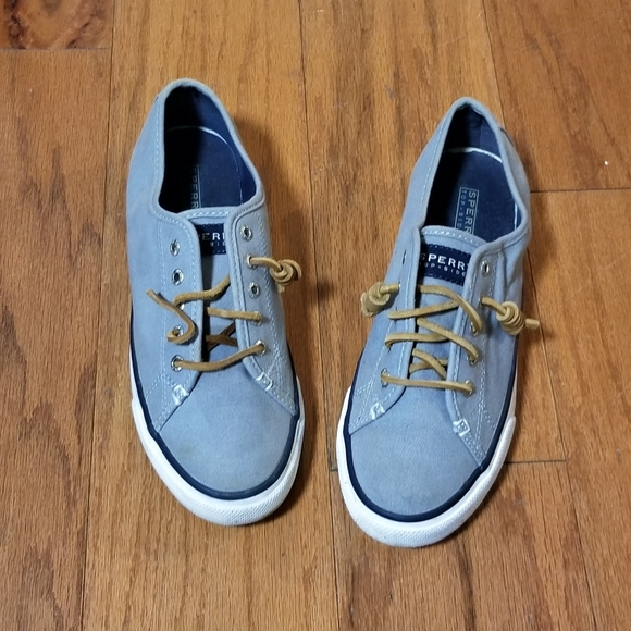 Sperry Shoes | Womens Pier Wave Canvas